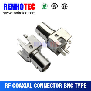 Electrical Straight PCB Mount BNC Connector pictures & photos
