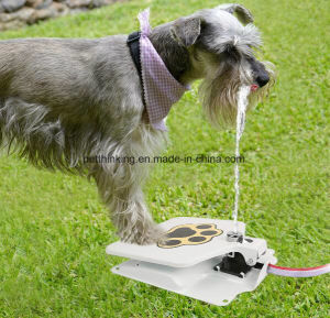 Dog Fountain Pet Water Drinking Machine Fountain pictures & photos