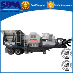 China Manufacturer Low Price Jaw Crusher Mobile pictures & photos