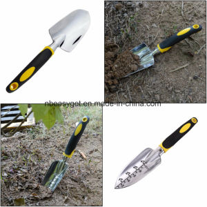 9 Pieces Garden Tool Sets Include a Plant Rope and a Pair of Work Gloves, 6 Heavy Cast Aluminum Heads with Ergonomic Handles and a Garden Tote Esg10154 pictures & photos