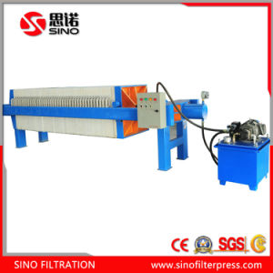 Best Automatic Hydraulic Membrane Plate Filter Press for Chemical Industry pictures & photos