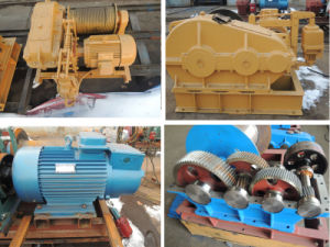 Smooth Operation Industrial Electric Drum Winch Manufacturer pictures & photos