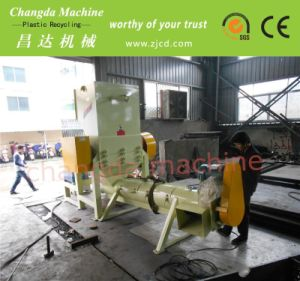 LDPE Film Crusher with Washer pictures & photos