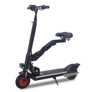 Wholesale Cheap Electric Folding Bicycle with Two Seat pictures & photos