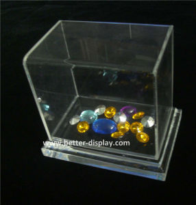 Custom Clear Acrylic Plexiglass Cabinets pictures & photos
