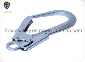 Forged Security Dacromet Snap Hook Double Locking pictures & photos