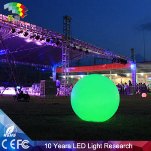 Color Changing LED Ball / LED Solar Ball Light pictures & photos