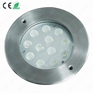 Marine 12X3w LED Swimming Pool Lights pictures & photos