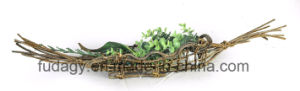 Boat Shape Natural Handmade Rattan Basket pictures & photos