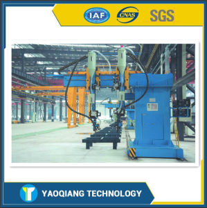 Chinese Automatic Welding Machine for Heavy H Beam Steel Structure pictures & photos