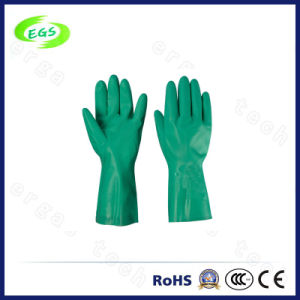 Colorful Checmical Resistant Latex Industry Gloves, Hand Gloves pictures & photos