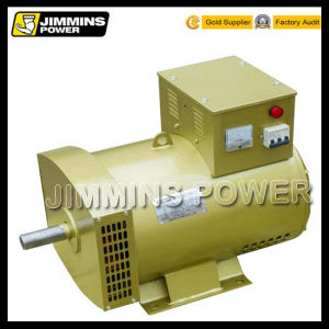 St Stc 3kw 5kw 7.5kw 8kw 10kw 12kw 15kw 20kw 30kw 40kw 50kw Series Single Three Phase AC Synchronous Electric Diesel Brush Generator Alternator Price pictures & photos