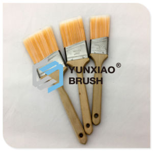 Angular Sash Brush with Wood Handle Paint Brush Tools pictures & photos