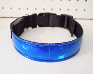 Reciprocal Latttice LED Pet Collar, Cheaper Pet Collars pictures & photos