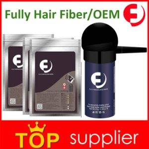 2ND Generation Private Label Keratin Hair Building Fiber with 18 Colors
