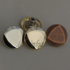 New Design Clothes Metal Button for Jeans Jacket pictures & photos