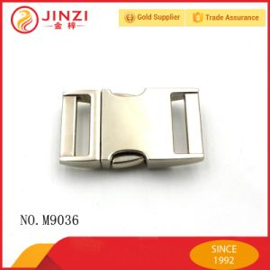 High Quality Quick Release Lock Metal Press Lock for Handbags pictures & photos