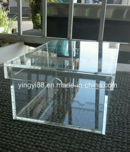 Custom Clear Acrylic Giant Shoe Box pictures & photos