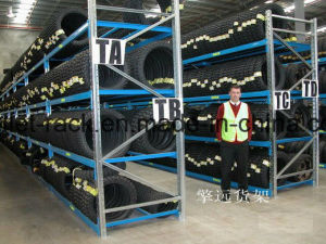 Heavy Duty Tyre Racks pictures & photos