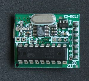 Zd-R01j Module 315/433MHz Wireless Receiver pictures & photos