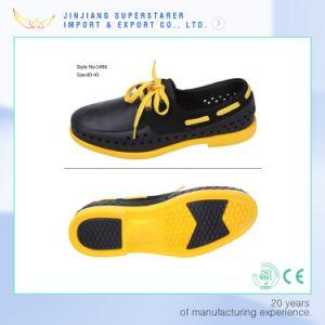 Durable Light EVA Casual Shoes, Cheap Lace up Men Shoes pictures & photos