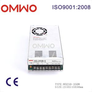 350W 48V Single Output DC DC Converter pictures & photos