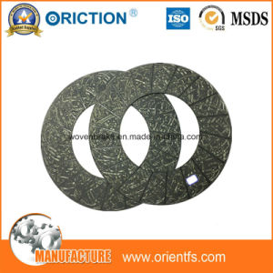 Oriction Friction Fiber Disc Material pictures & photos