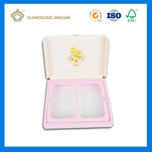 High Quality New Products Hard Paper Packaging Box for Cosmetics (with inner tray) pictures & photos