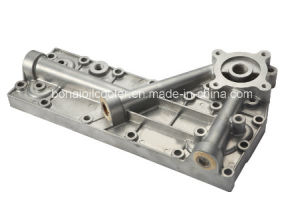 Auto Parts Oil Cooler Cover for Komatsu (4D105) (OEM: 6134-61-2113) pictures & photos