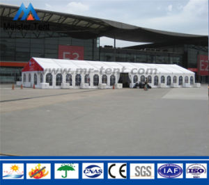 White PVC Coated Clear Span Marquee Party Tent for Exhibition pictures & photos