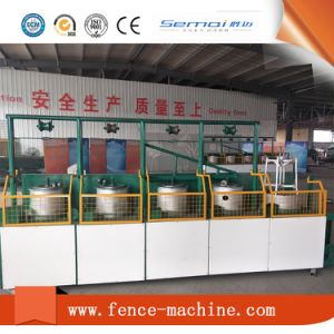 2017 Hot Sale Straight Line Type Steel Wire Drawing Machine pictures & photos