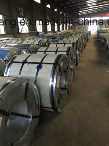 Anti-Finger Aluzinc Steel (GI, GL) Hot Dipped Galvalume Steel Coils pictures & photos