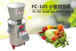 2017 FC-105 Small Type Stuff Cutter Vegetable Stuffer Vegetable Stuffing Machine pictures & photos