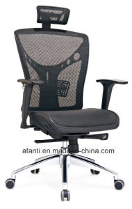 Modern Simple Swivel High Back Fabric Executive Chair (A003) pictures & photos