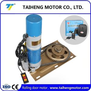 Roller Shutter Door Motor for High Speed Motor with Remote pictures & photos