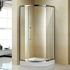 Bathroom Quadrant Shower Enclosure with 6mm Tempered Glass pictures & photos