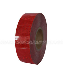Latest Design Superior Quality Micro Prismatic Shaped Reflective Tape pictures & photos
