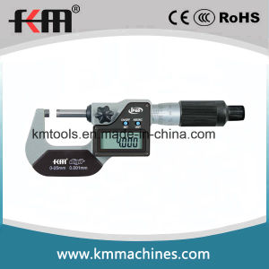 0-25mm Electronic Digital Display Outside Micrometer IP65 Protection Degree pictures & photos