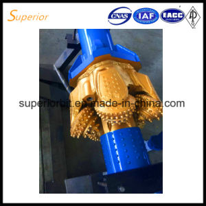 Trenchless HDD Drilling Rock Reamer with TCI Roller Cones pictures & photos