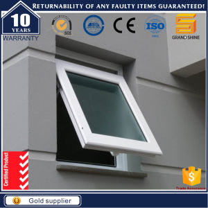 China Supplier New Product Inward Opening Aluminum Awning Window pictures & photos