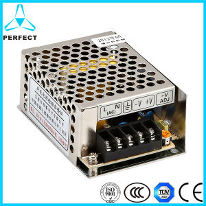 Mini Type 15W 12V 1.3A Switching Power Supply pictures & photos