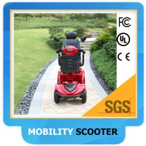 Four Wheel Mobility Scooter with Ce Certificate /Handicapped Cars Scooter pictures & photos