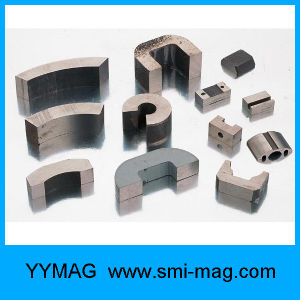 AlNiCo Arc Shape Magnets for Industrial pictures & photos