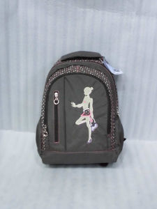 Cotton Boys/Students Shoulder Backpack Bags for School/Travel pictures & photos