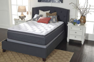 Eastern Royal King Compressed Foam Bed Pocket Spring Mattress