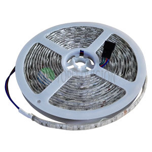 SMD5050 RGB 300LEDs 5m Flexible LED Strip Light pictures & photos