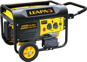 The Most Portable 2.0kw Generator with Wheels & handle pictures & photos