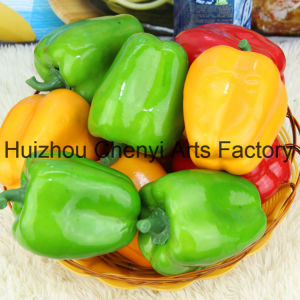 Color Is Very Beautiful Artificial Pepper pictures & photos