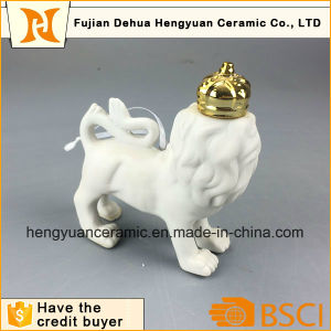 Ceramic Lion Carving Sculpture Decoration pictures & photos