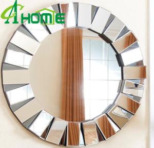 Modern Home Decor Sun Wall Mirror pictures & photos